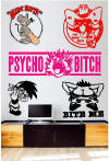 Office Wall Decal / Sticker