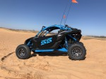 2018 Can Am X3 XRC Turbo R 3