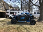 2018 Can Am X3 XRC Turbo R 7